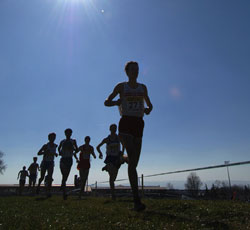 SELECTION pour les EUROPE de CROSS-COUNTRY