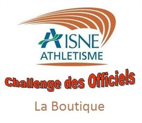 ASSISES des OFFICIELS - CHALLENGE - BOUTIQUE
