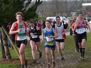 AISNE de CROSS-COUNTRY