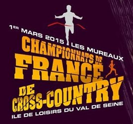 FRANCE de CROSS-COUNTRY