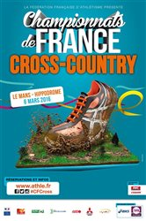 CHAMPIONNATS DE FRANCE DE CROSS-COUNTRY - PRESENTATION