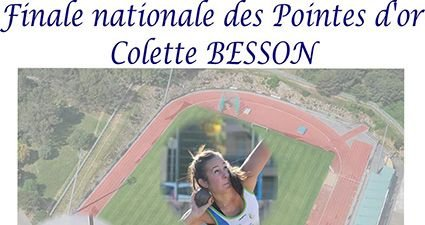 POINTES d'OR COLETTE BESSON